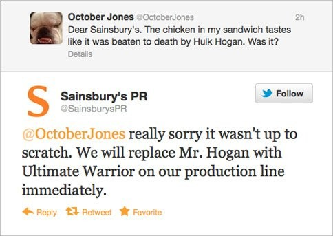 The Best Examples Of Hilarious Customer Service On Twitter