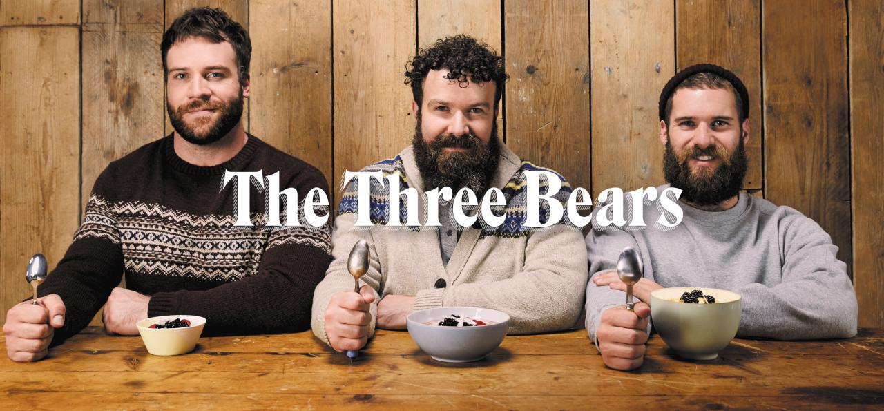 three bears gay