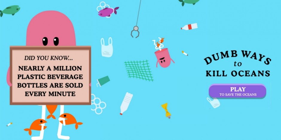 Dumb Ways to Die makes a comeback with Dumb Ways to Kill Oceans
