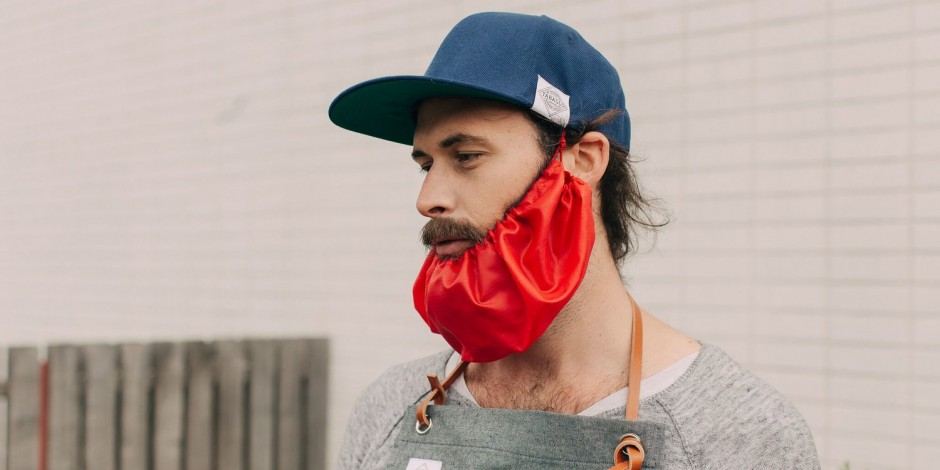 The BBQ Beard-Pinny – Tabasco partners with Urbanology to create must-have hipster BBQ accessory