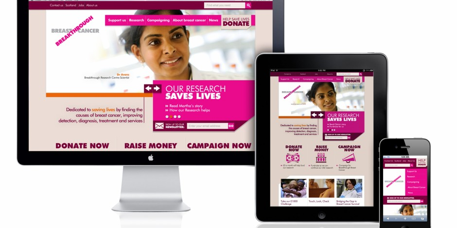 Absurd breast cancer website final