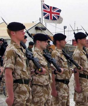 British Army Appoints Engine To Convey Changing Face Of
