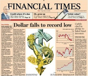 Despite circulation slump, the FT claims it now reaches 2 2m people