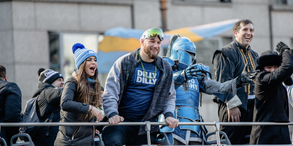 How Bud Light pulled off giving free beer to thousands of
