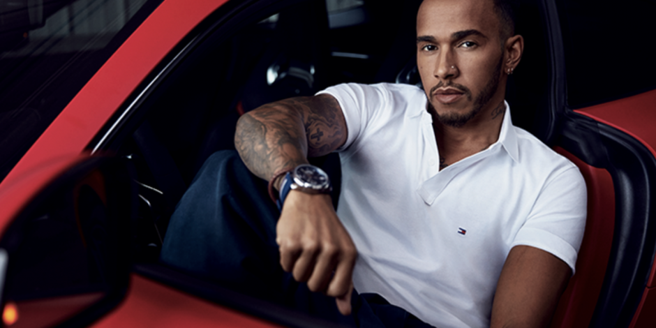 lewis hamilton is the new face of tommy hilfiger the drum. Black Bedroom Furniture Sets. Home Design Ideas