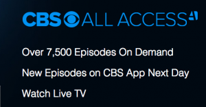 CBS All Access becomes first platform to use Nielsen's