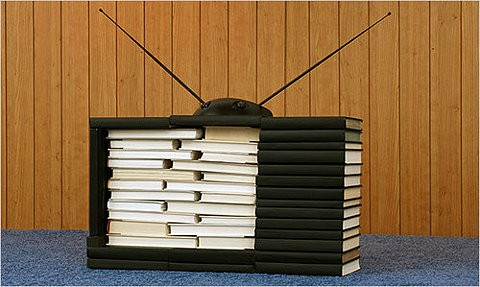 """Résultat de recherche d'images pour """"books tv"""""""