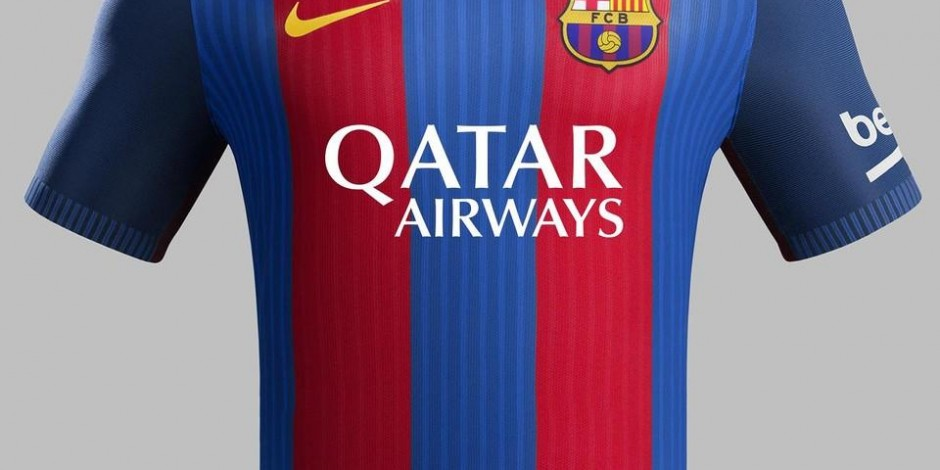 bf0c76efbc1 Barcelona end speculation over shirt sponsorship with new Qatar Airways deal