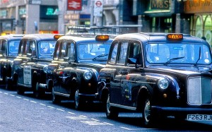 London S Black Cabs Are To Be Ed With Bluetooth Enabled Beacon Technology