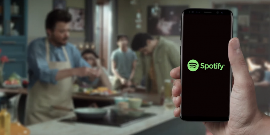 Spotify launches first TV ad in India expanding 'there's a