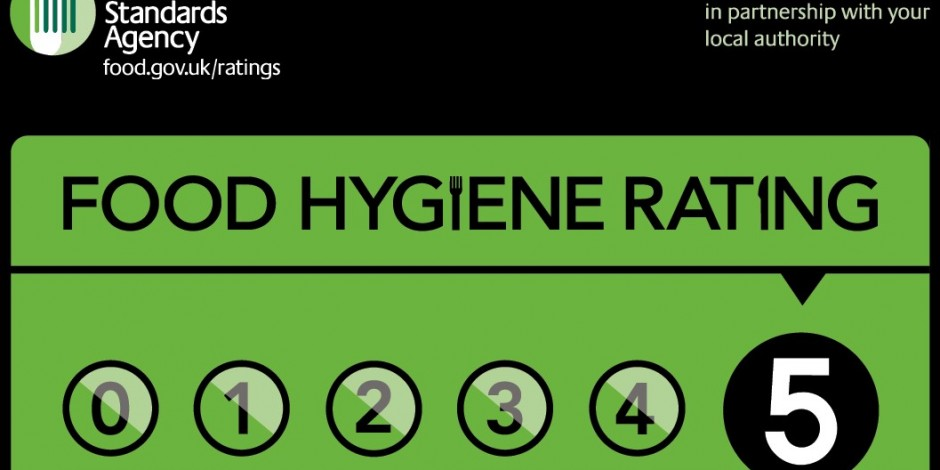 Food Standards Agency Takes Food Ratings Stickers To