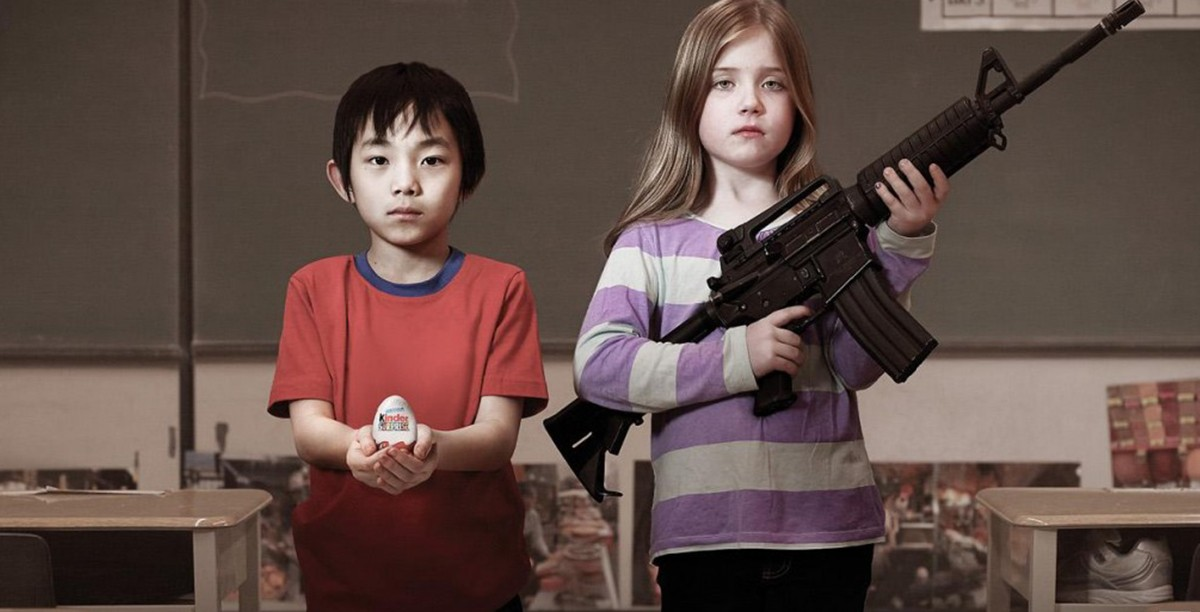 Ad world joins in call pushing US Senate to act on gun violence | The Drum