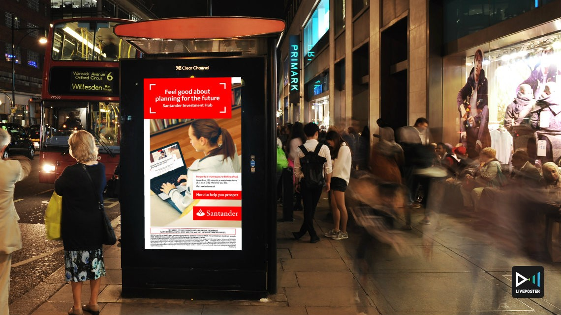 Posterscope 'evolves' digital OOH offering with AI-driven, programmatic ad-serving