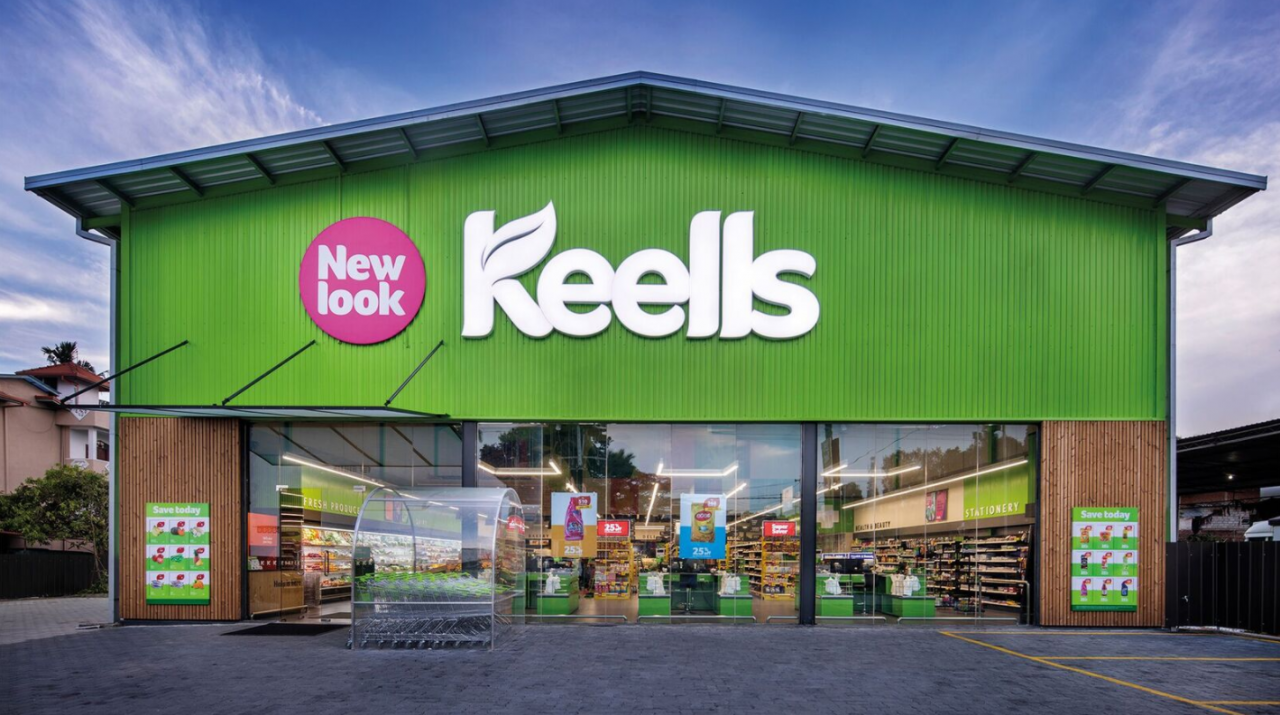 Sri Lankan Supermarket Keells Launches New Brand And Store Design By Whippet The Drum