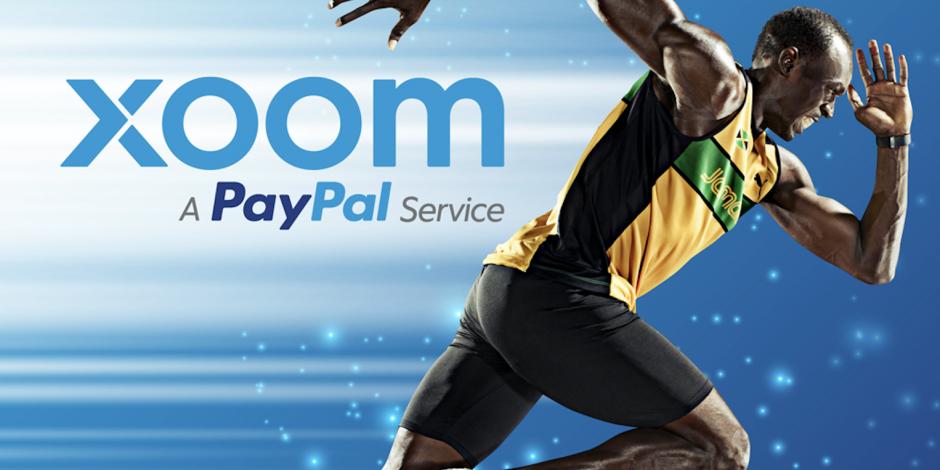 Usain Bolt named global brand ambassador for money transfer