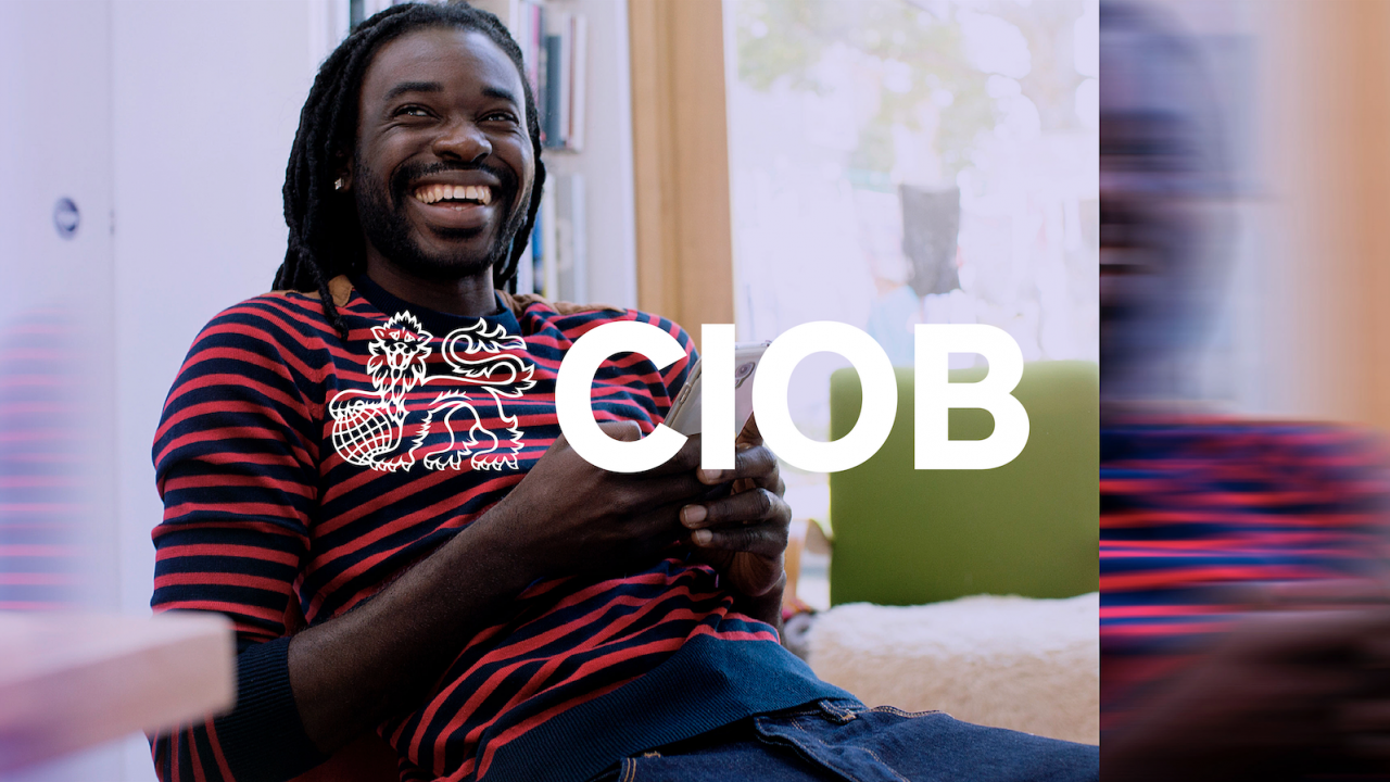 A positive shift for the future of the CIOB brand