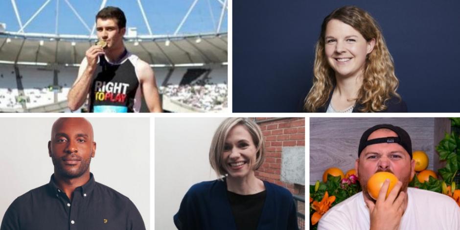 Absolute Vodka, Accenture Interactive, Wimbledon - Meet The DADI Awards 2019 Judges