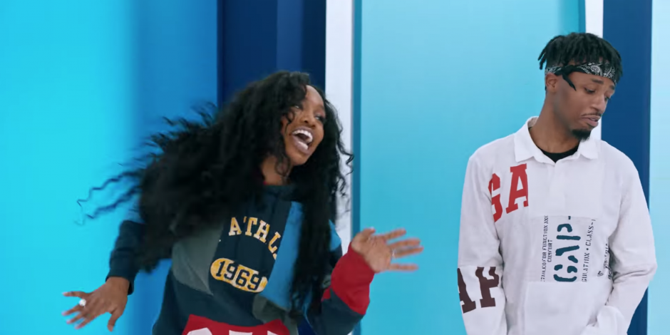 Metro Boomin turns up the trap music in Gap-branded remix