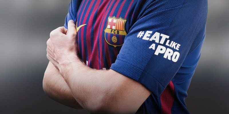 Beko Fc Barcelona And Unicef Introduce Eat Like A Pro To Raise Awareness About Child Obesity The Drum