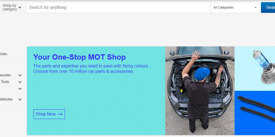 Online Marketplace Ebay Acquires Motorscouk To Take On Autotrader