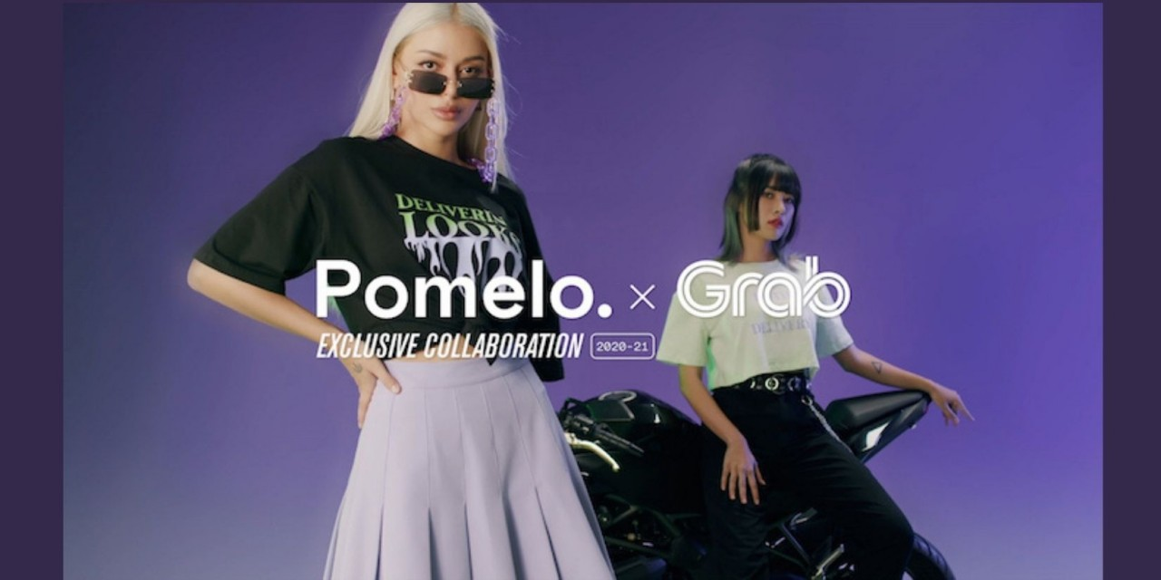 How Pomelo and Grab created their own streetwear cred