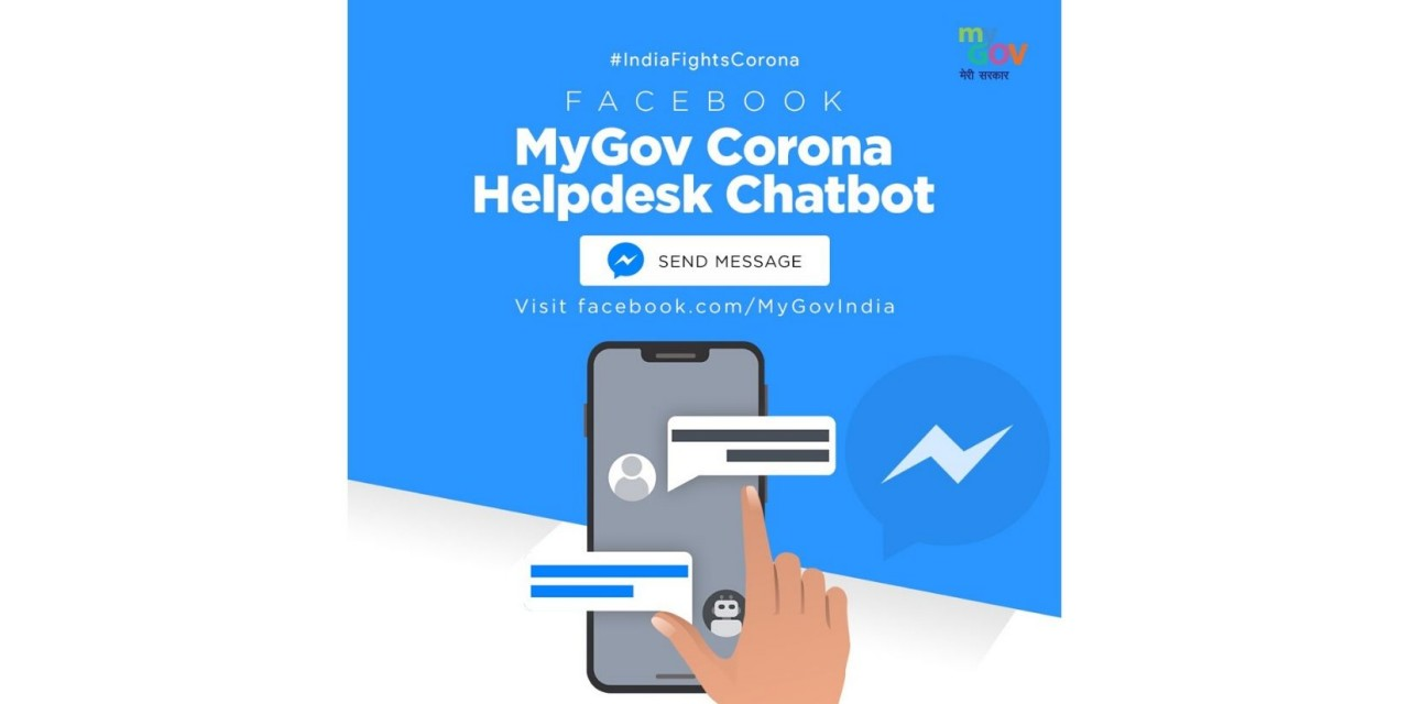 Facebook launches chatbot and news hub in India to fight against misinformation on coronavirus