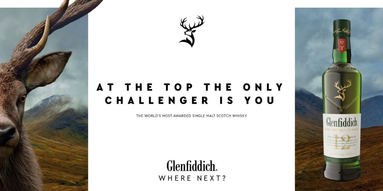 Glenfiddich on Asia's importance and the shift toward home drinking