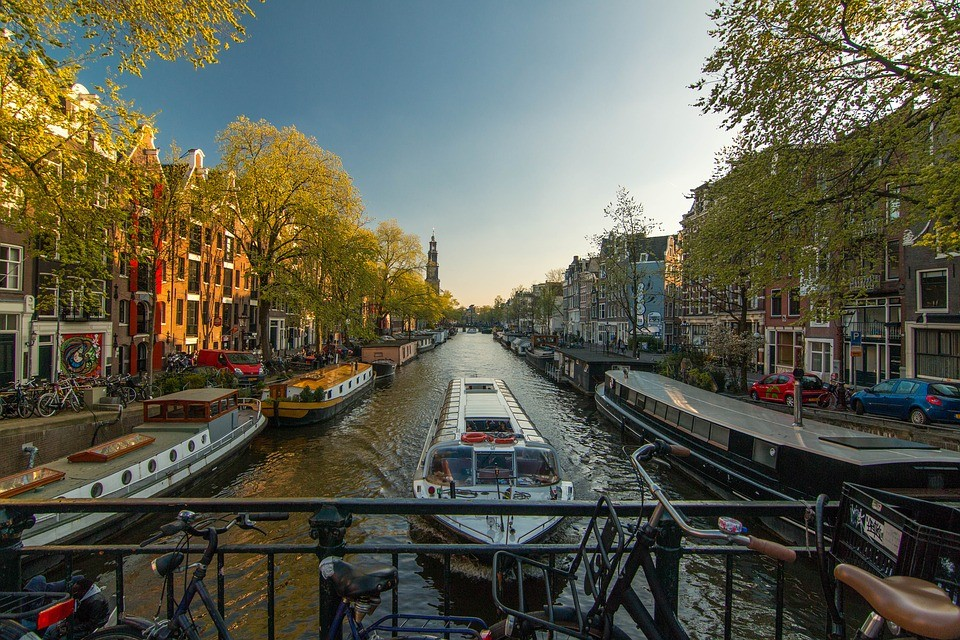 Amsterdam: A city built for purpose