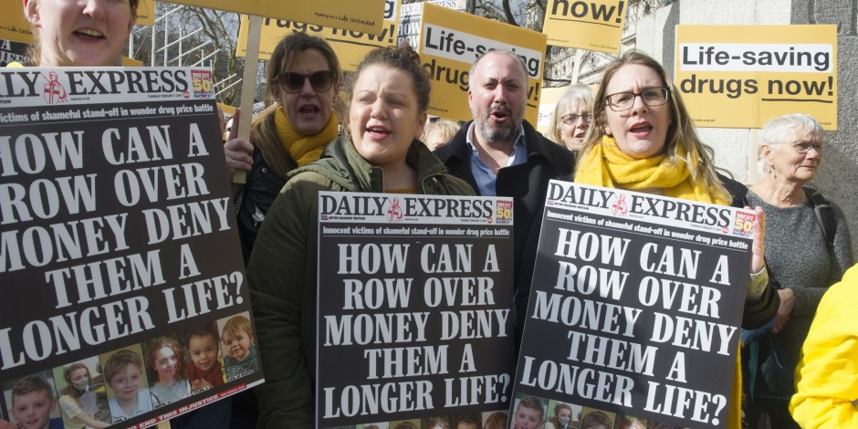 How the Express is making a success of the UK's Brexit-focused news cycle