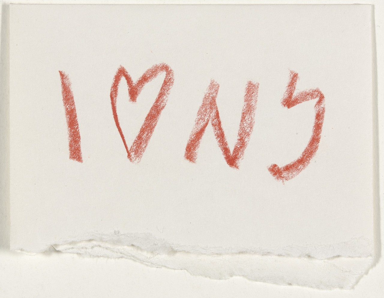 Matters of the heart: the legacy of Milton Glaser's I ♥ NY logo