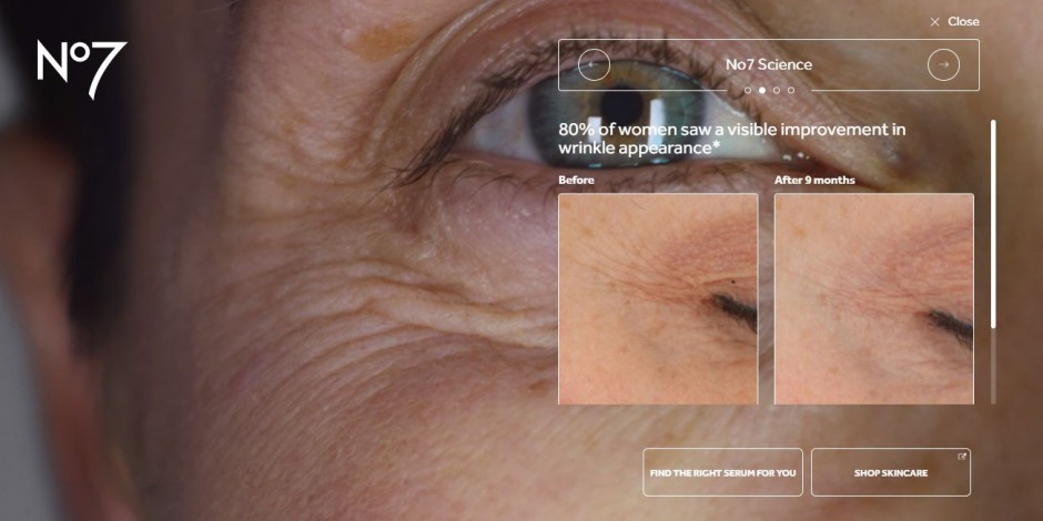 Boots No7 Looks To Digitise In Store Advisory Service With Face