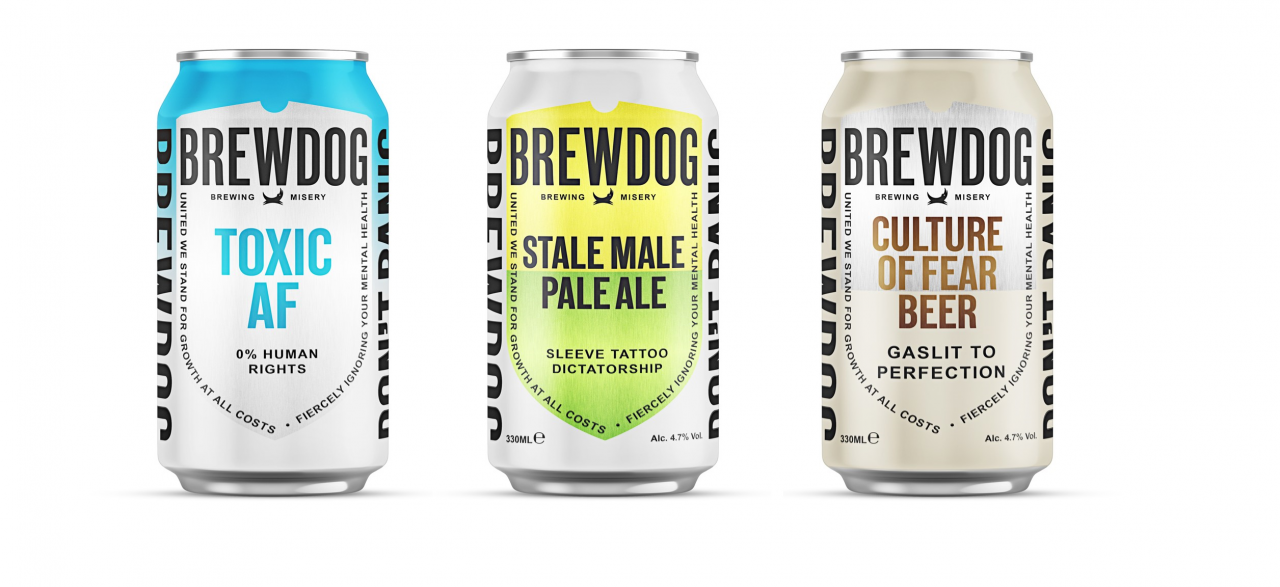 BrewDog parody comes under fire as brand promises to do better