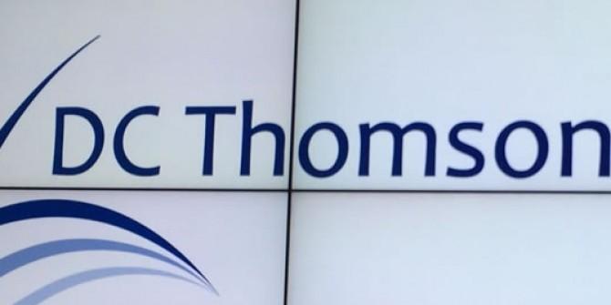 DC Thomson Media moves two senior editors to Google-backed 'brand transformation team'