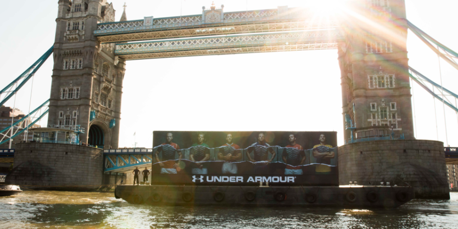 Under Armour EMEA Marketing Boss On Becoming Part Of The Fabric British Culture