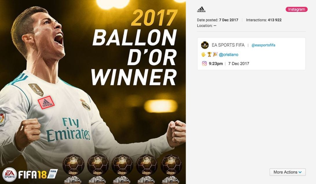 Brandwatch Adidas Has The Most Shared Logo Of Any Brand On Social Media The Drum