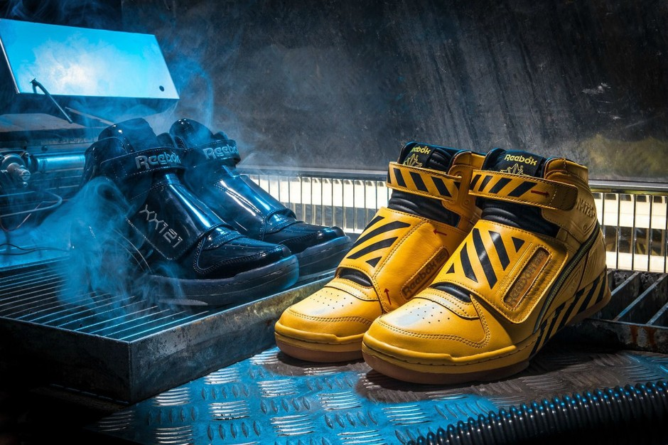 ddb861f52f8 Reebok reveals two new pairs of Aliens sneakers in retro ad | The Drum