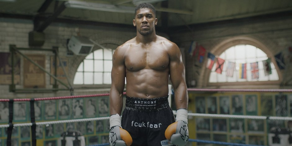 Anthony Joshua: the humblebragging boxer who's king of self-promotion