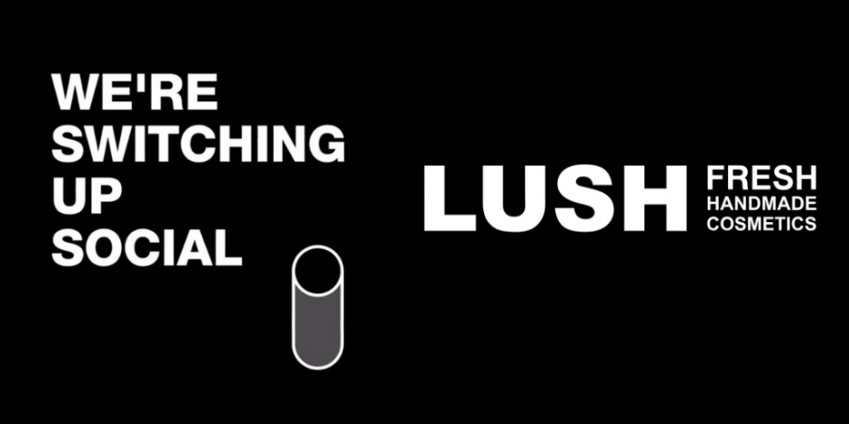 What Lush did next    on social media   The Drum
