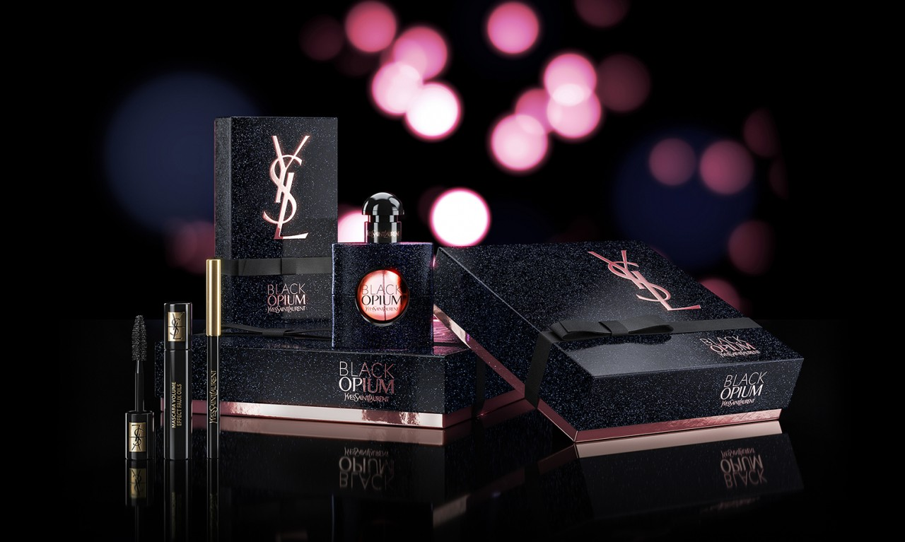 245651c5 YSL: Yves St Laurent's Christmas gift box by Appartement 103 ...